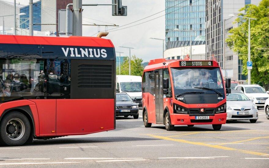 Vilniuje – devyni nauji maršrutai ekologiškais autobusais: pasieks labiau nutolusias sostinės vietas