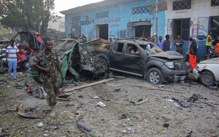 Išpuolis Somalyje