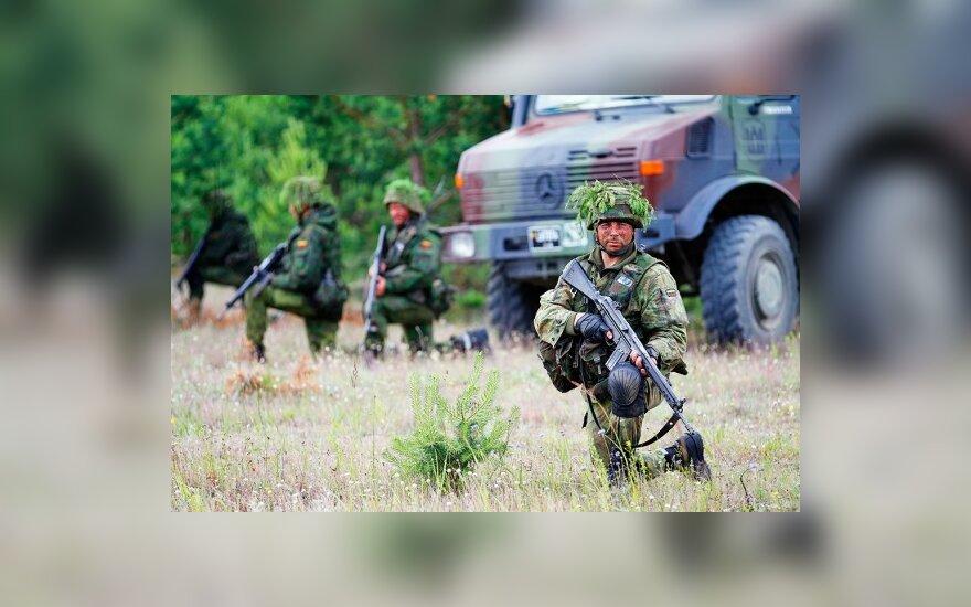 R.Juknevičienė: Lietuva nejaučia, kad lenkai trukdytų prisijungti prie ES Veimaro kovinės grupės