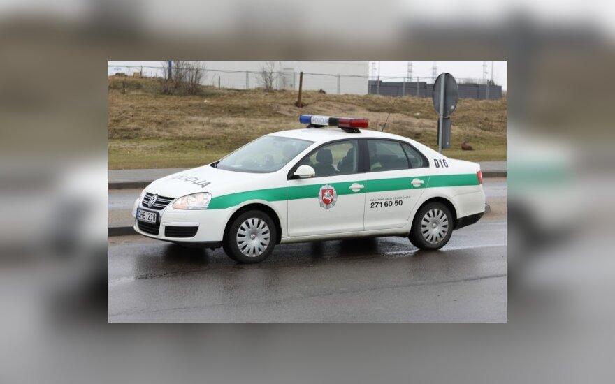 """""""Autopilotas"""": kelių patrulių automobiliai"""