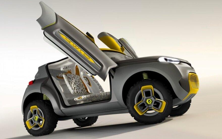 Renault KWID koncepcija