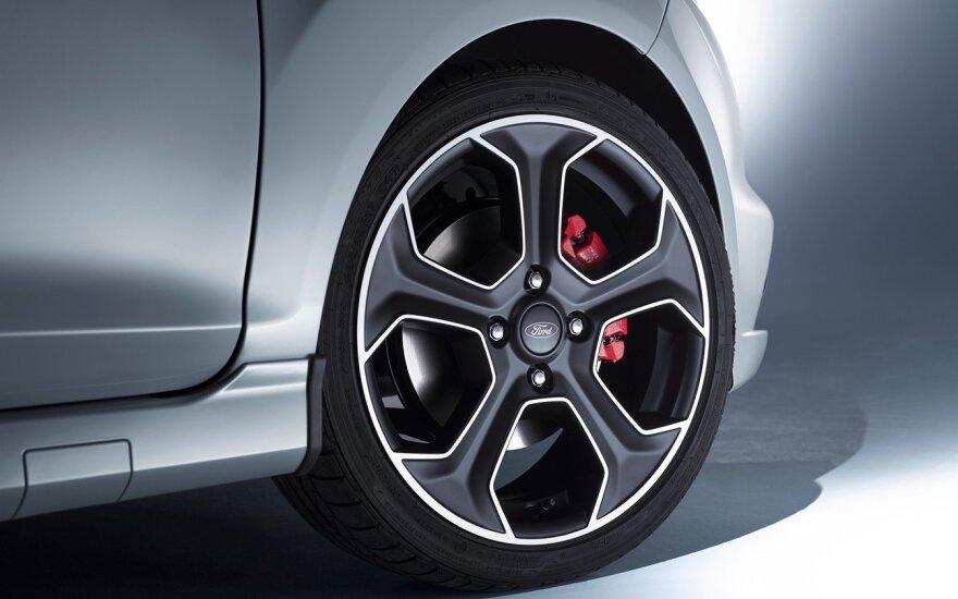 """Ford Fiesta ST"" ratas (asociatyvi nuotr.)"