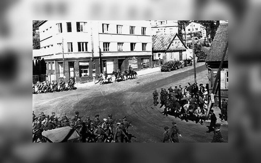 Bubnys: hipotetiškai kas trečias romų tautybės žmogus buvo nužudytas arba žuvo Antrojo pasaulinio karo metais