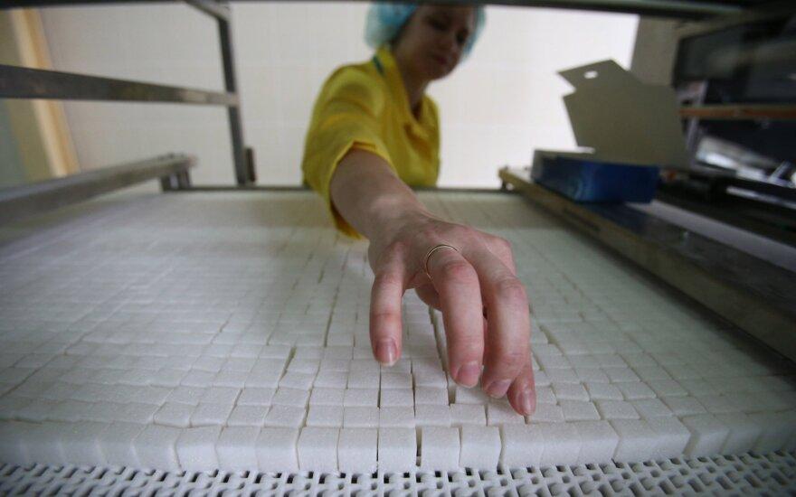 Baltarusijoje vienu metu dingo visų keturių cukraus gamyklų direktoriai