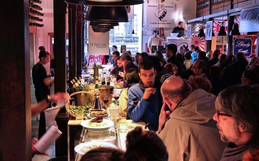 Pajusti Madrido turgaus dvasią lietuviai galės jau šį savaitgalį