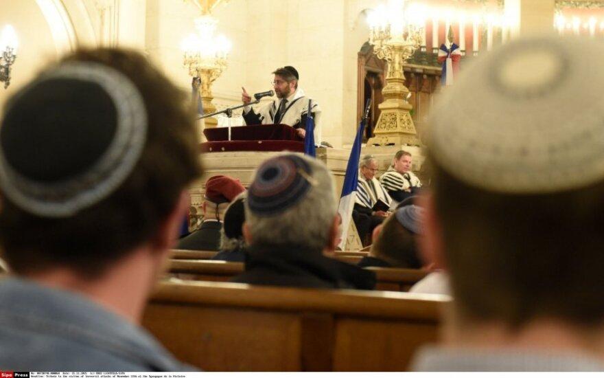 Darbą Vilniuje pradeda du rabinai