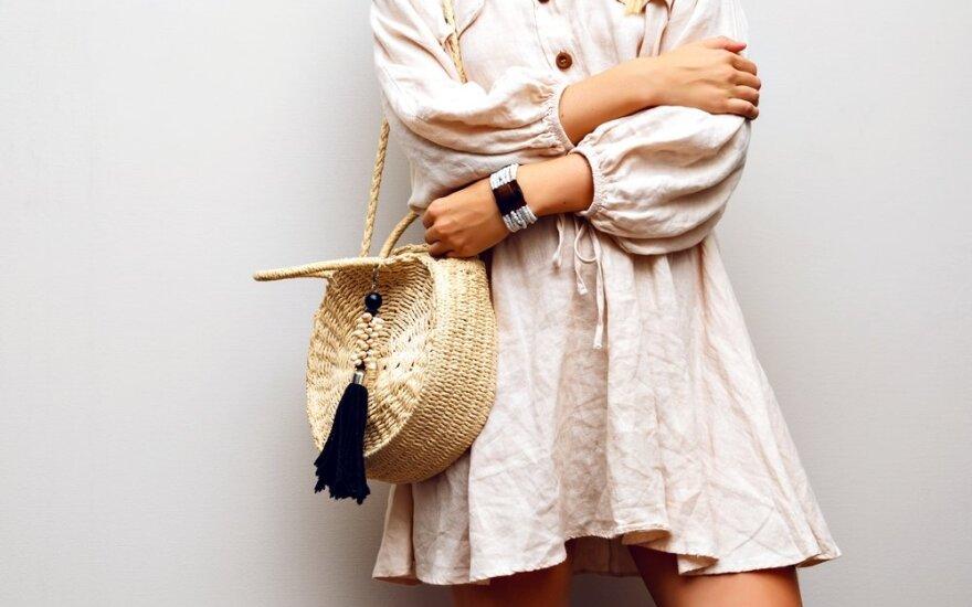 Kaip prižiūrėti lininius drabužius