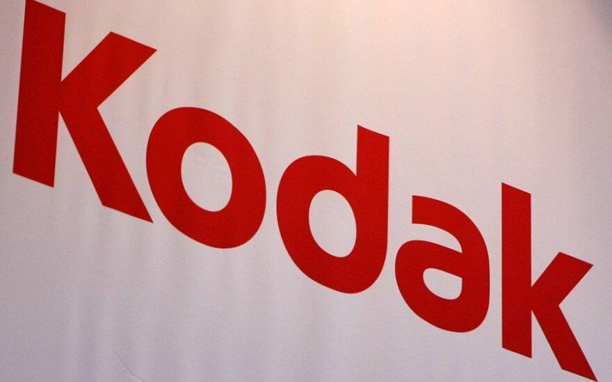"""""""Kodak"""" nutrauks fotoaparatų gamybą"""