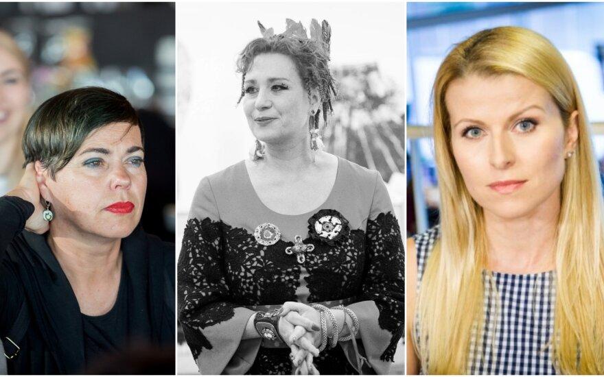 Nomeda Marčėnaitė, Jūratė Rekevičiūtė, Rūta Mikelkevičiūtė