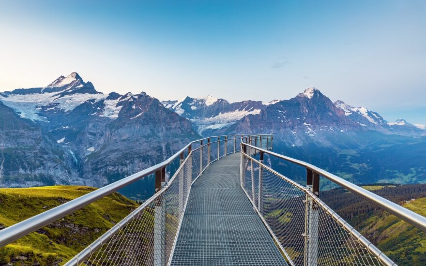 Žygis į Firsto kalną