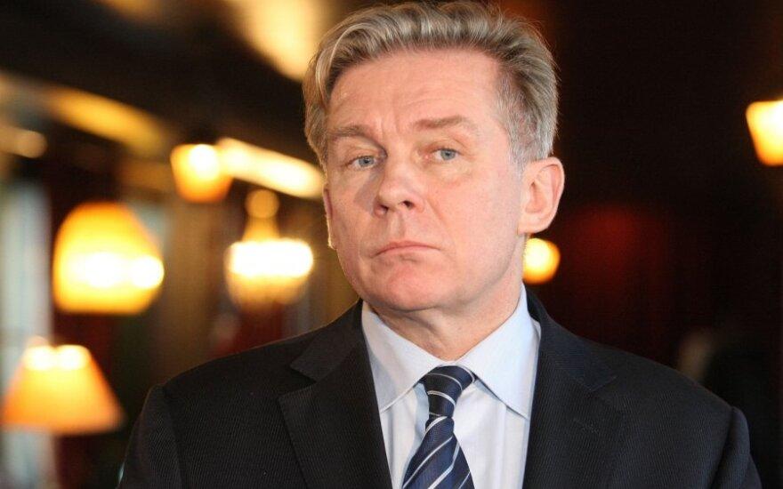 Siūlomos pataisos, kad ir Lietuvos piliečiai galėtų paremti europinę iniciatyvą