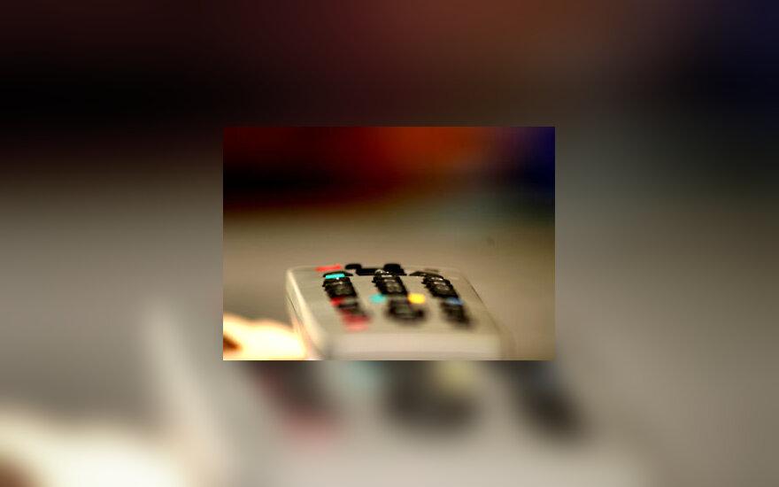 Televizija, nuotolinio valdymo pultelis