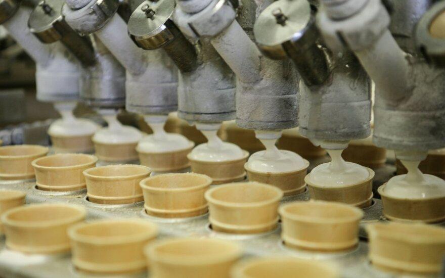 Ledų fabrikas