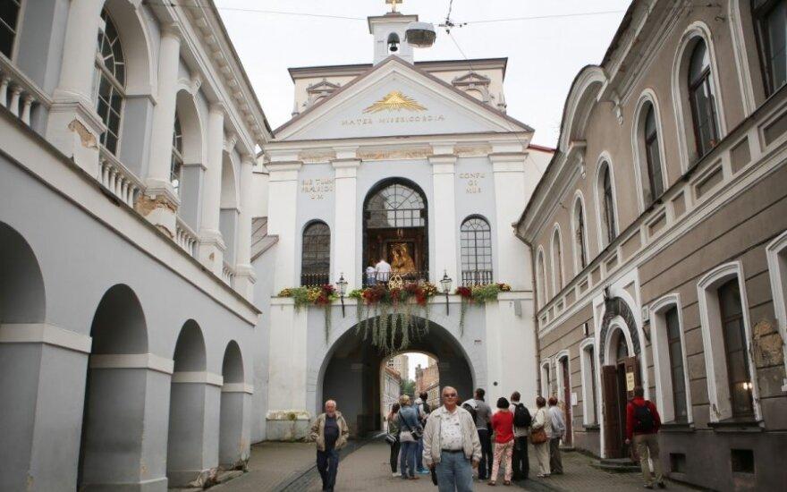 Už 2,9 mln. eurų bus atnaujinta sostinės Aušros vartų koplyčia