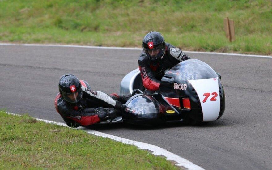 Sidecar motociklai