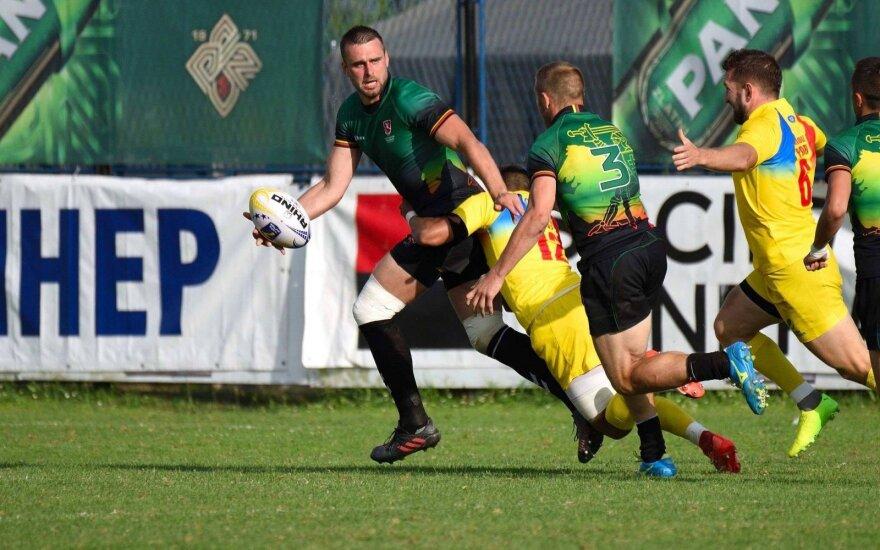 """Domantas Bagužis (""""Rugby Europe"""" nuotr.)"""