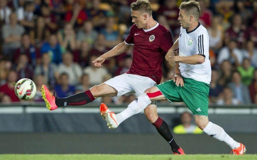 Estai neįveikė pirmo UEFA Čempionų lygos atrankos etapo, o Gibraltaro klubui tai pavyko