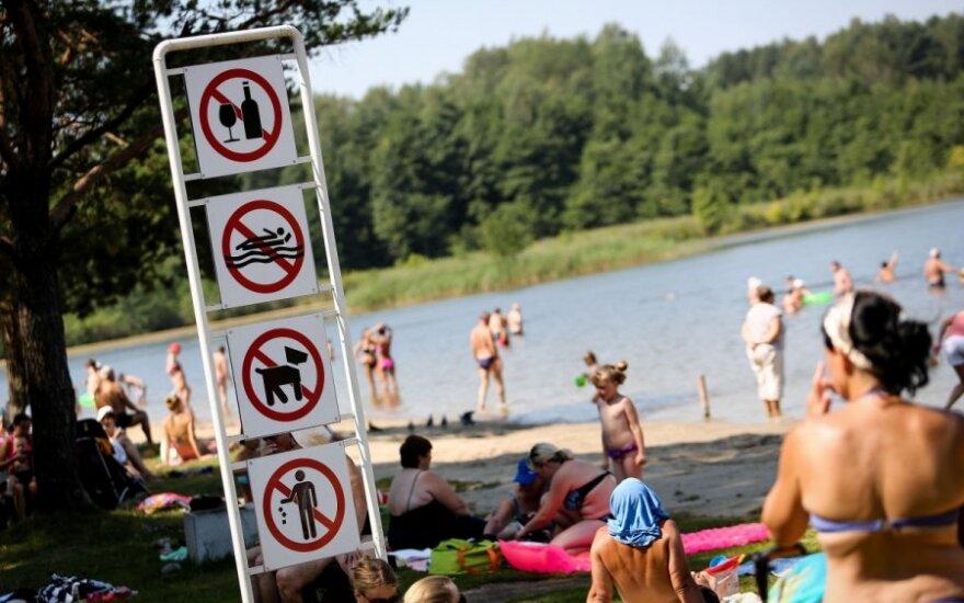 Vasara atėjo: ruoškitės karščiams, kokių šiemet Lietuvoje dar nebuvo