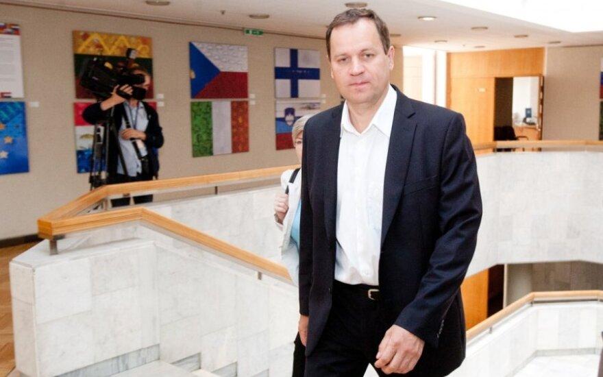 Prezidento rinkimuose dalyvaus ir V. Tomaševskis