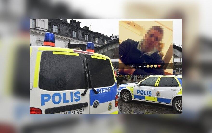 Švedijoje nužudyto paauglio tėtis: mane bando užčiaupti
