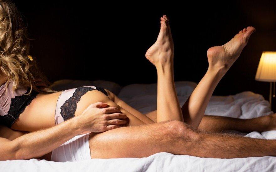 Kodėl kai kurios poros mėgaujasi seksu gerokai dažniau