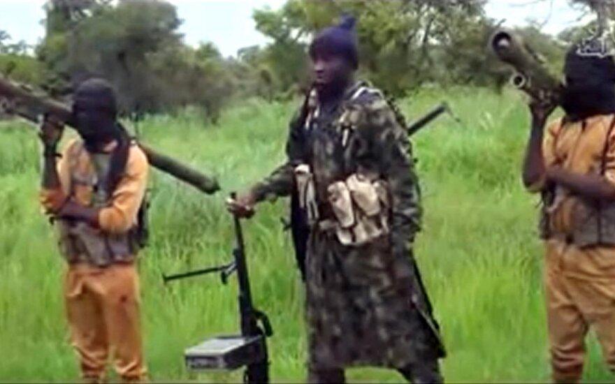 """Boko Haram"" grupuotė"
