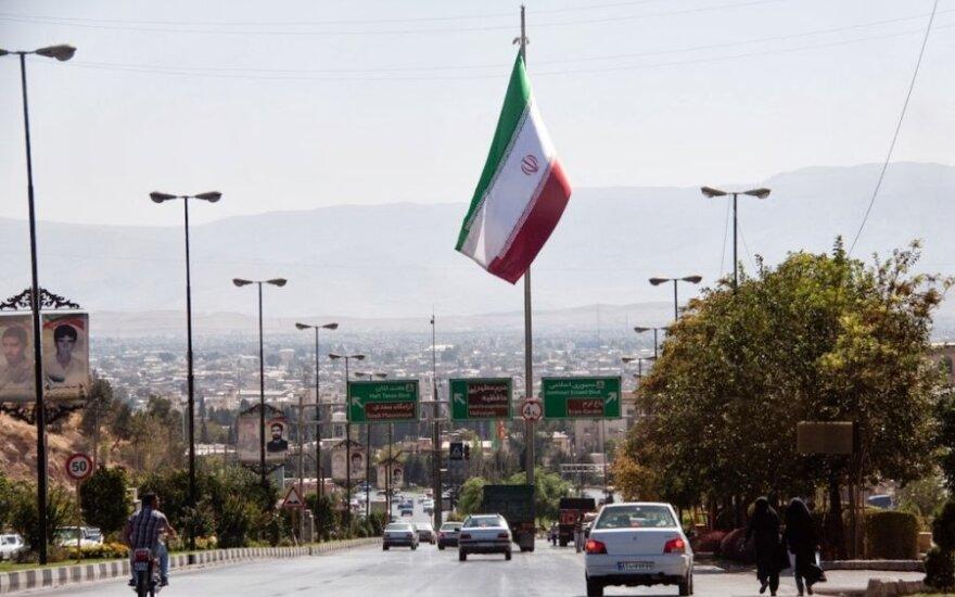 JAV skėlė antausį Iranui