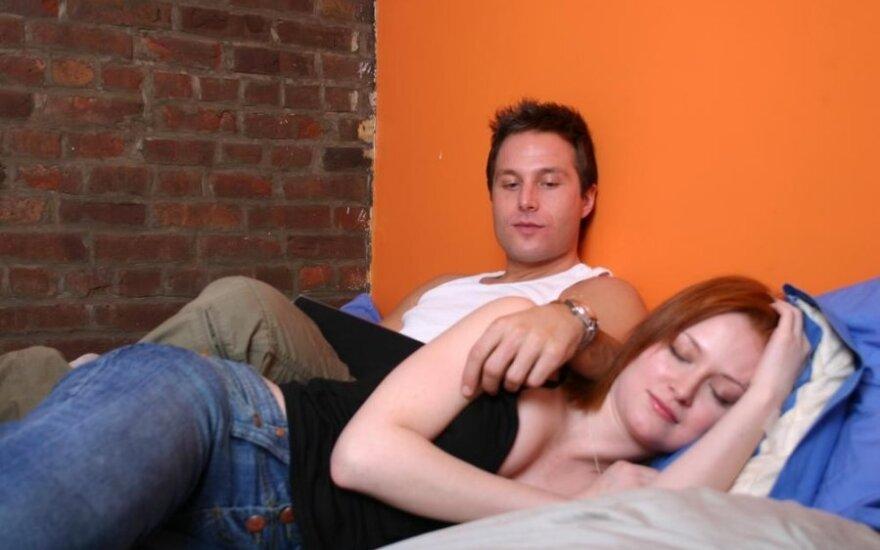 Spalvos miegamajame: kokios didina libido ir gerina emocinę savijautą?
