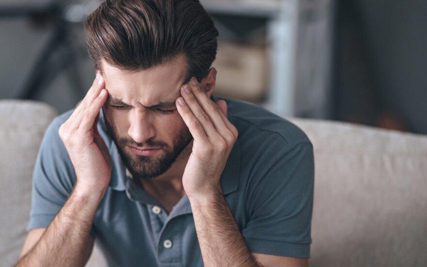 Tyrimas: gyventojams daugiausia nerimo kelia jų sveikata ir finansai