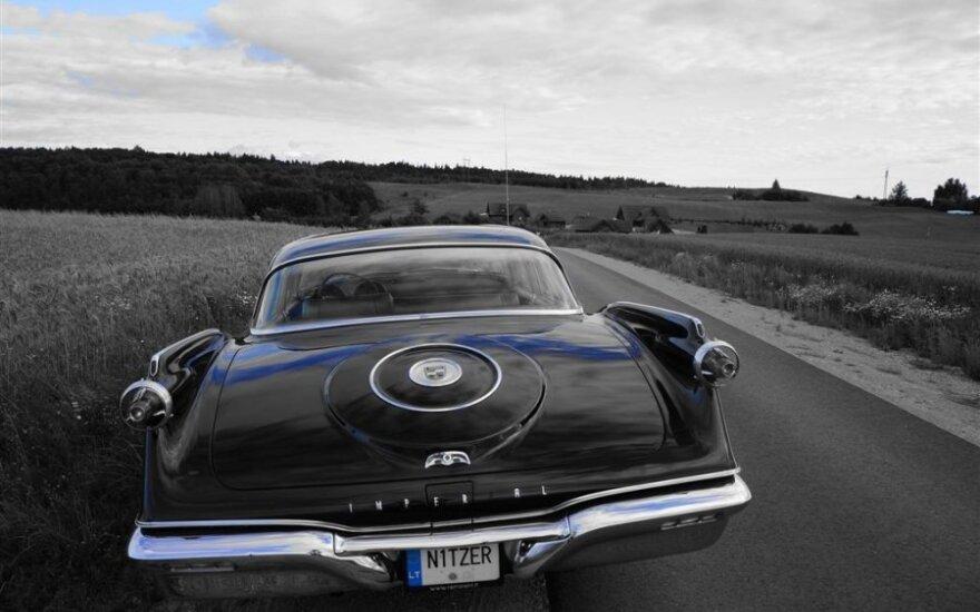 """""""Chrysler"""" pateikė paraišką dėl IPO rengimo"""