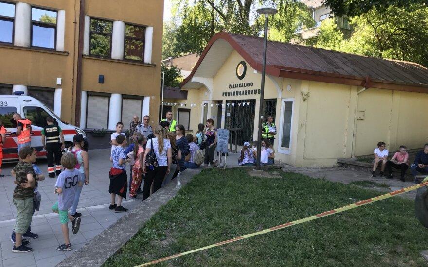 Po funikulieriaus avarijos Kaune pradėtas ikiteisminis tyrimas