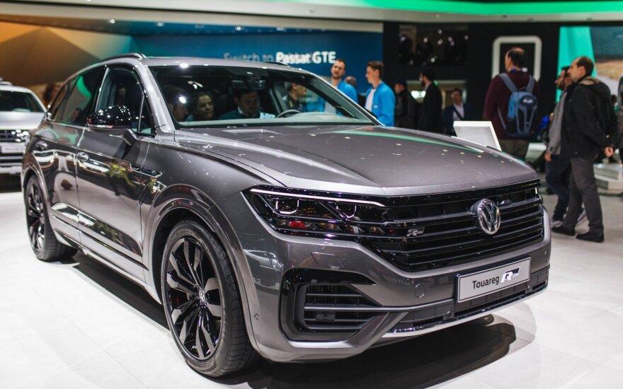"""""""Volkswagen Touareg V8 TDI"""""""