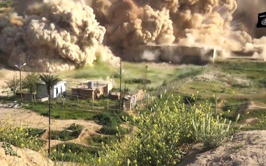 Irako Basros mieste įvesta komendanto valanda