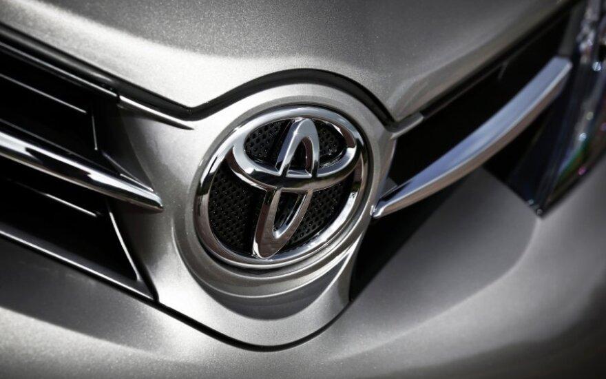 Toyota. Asociatyvi nuotr.