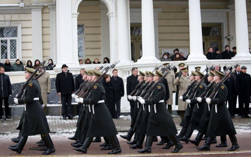2 military facilities to be built near Vilnius