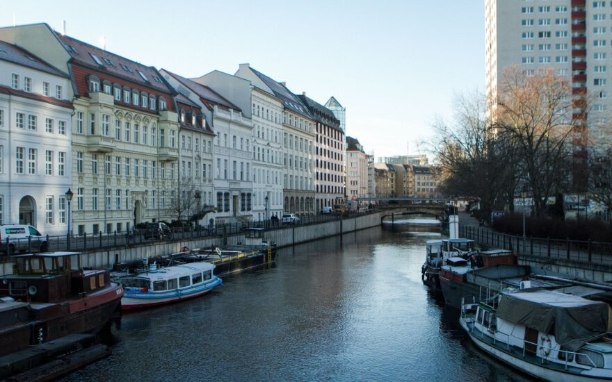 Vokietija svarsto viešąjį transportą padaryti nemokamą