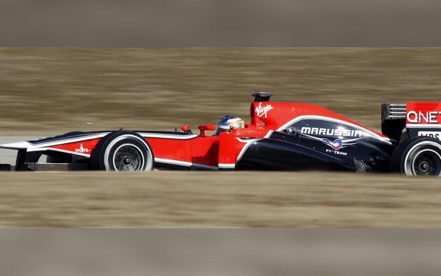 """Marussia"" automobilis"