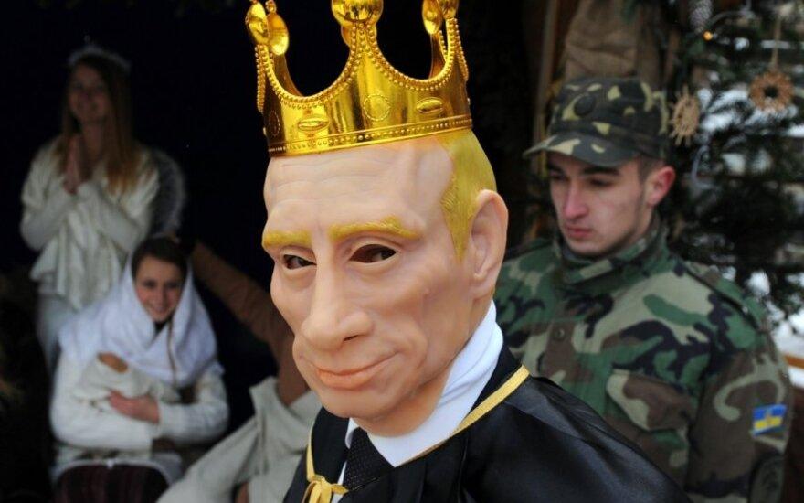 Rusijos opozicionieriai: V. Putinui išsivaduoti nebepavyks