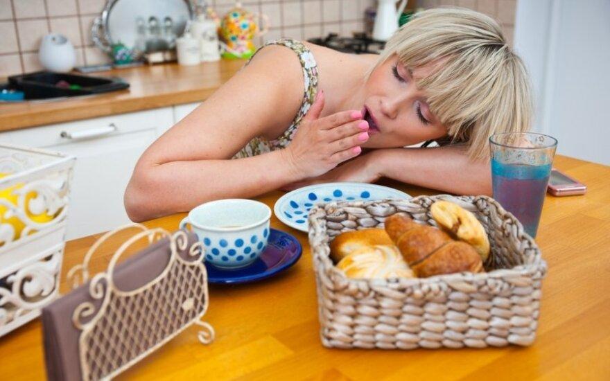 Subalansuota mityba: kokios ligos didžiausias priešas