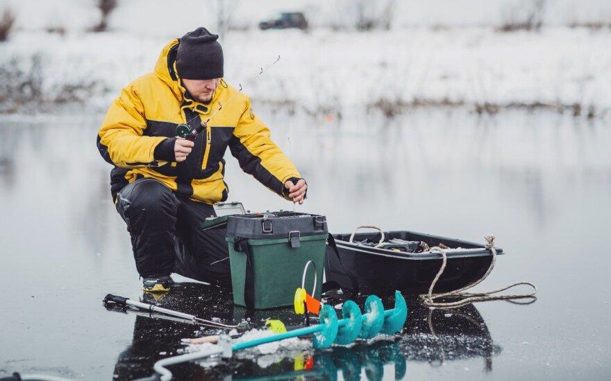Poledinė žvejyba