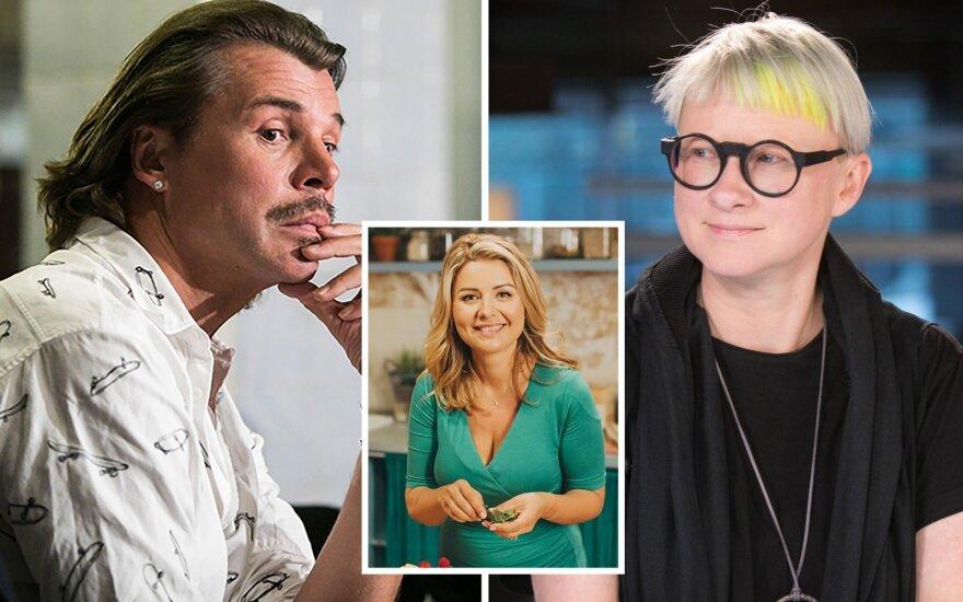 Juozas Statkevičius, Beata Nicholson, Julia Janus
