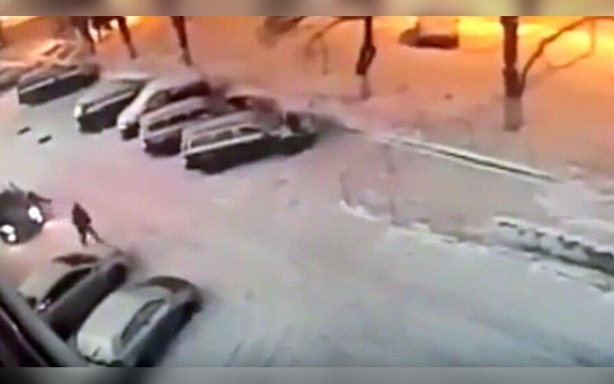 Maskvos centre sušaudytas dukart pasaulio čempionas, įtariamasis sučiuptas lėktuve