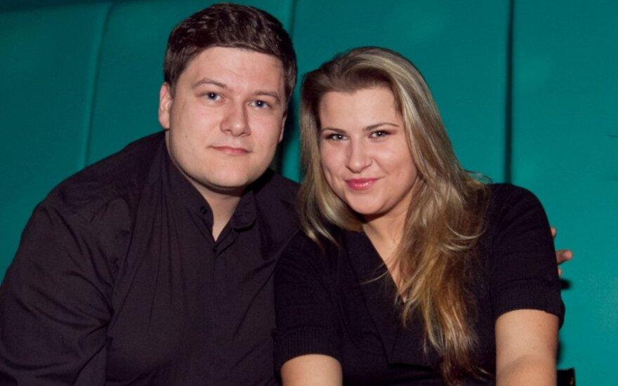 Merūnas ir Erika Vitulskiai