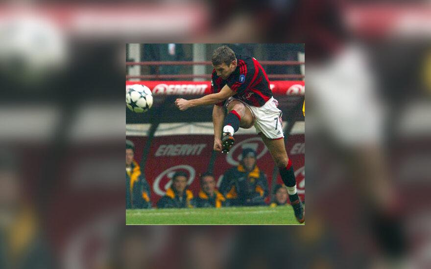 """Andrij Ševčenko, """"AC Milan"""""""