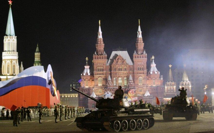 Lietuviai dar nepatikėjo, kad karo grėsmė – reali
