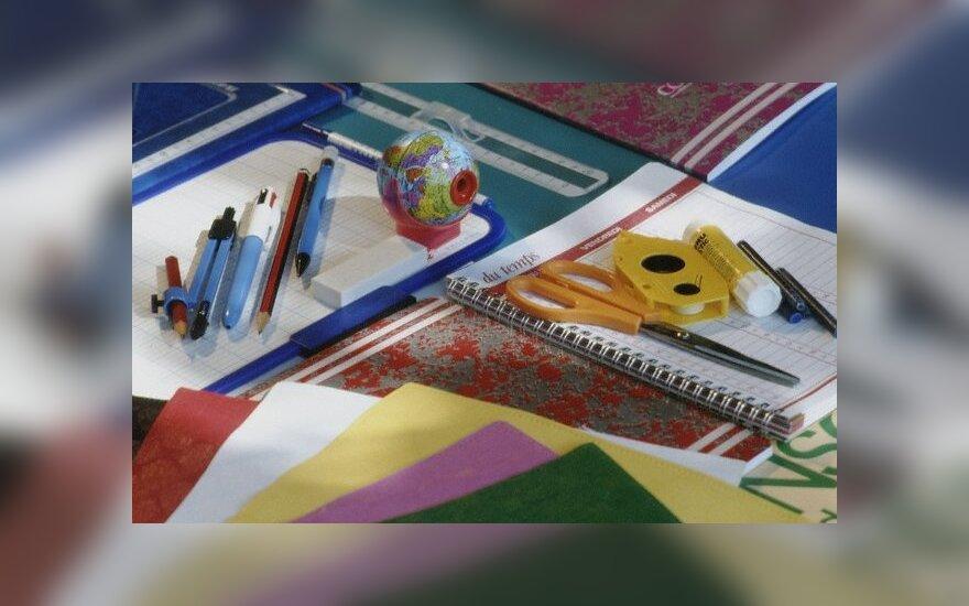 mokyklinės, raštinės, kanceliarinės prekės