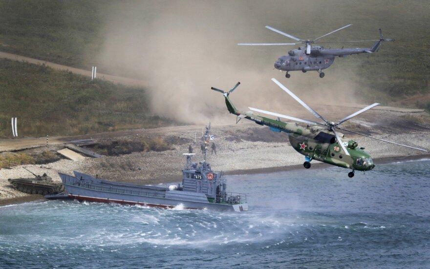 Aukštas NATO pareigūnas apie didėjantį Rusijos karinį potencialą Lietuvos pašonėje: mes ėmėmės veiksmų