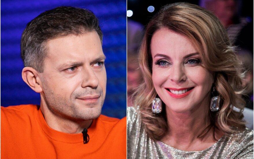 A. Tapinas ir I. Valinskienė