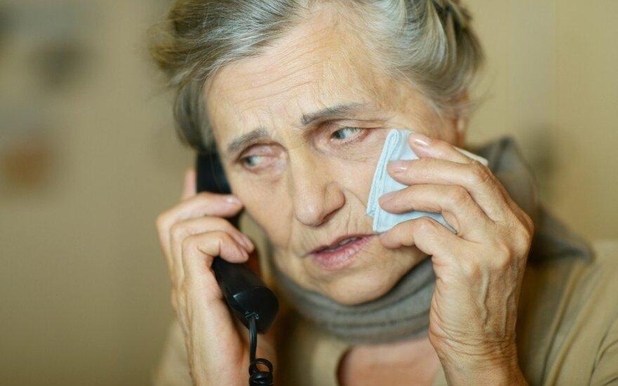 Pensininkė įspėja: toks sukčius gali ateiti ir į jūsų namus
