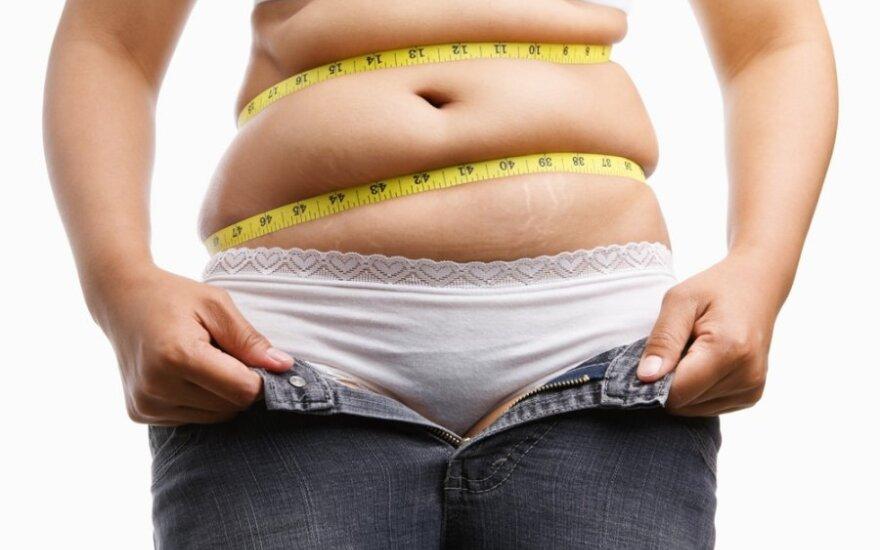 Penki vasaros produktai, didinantys svorį
